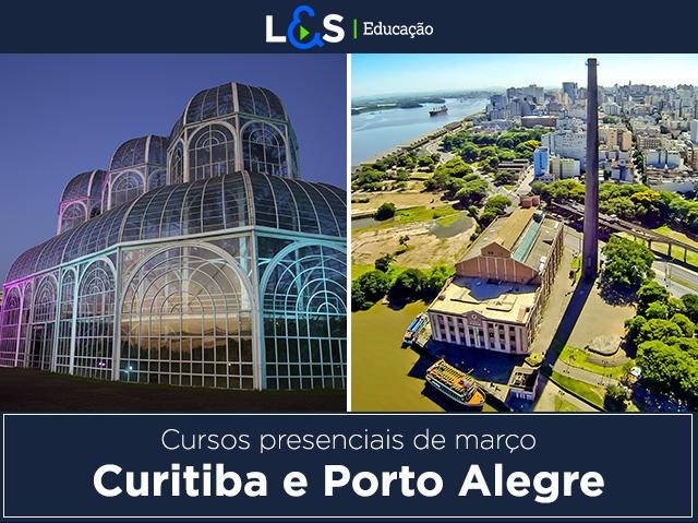 L&S Educação - Rio de Janeiro e Curitiba, Estamos chegando!